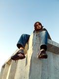 mały mur Zdjęcie Royalty Free