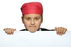 mały pirat zdjęcie stock