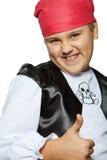mały pirat zdjęcia stock