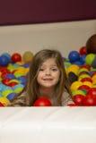 mały plac zabaw dziewczyny Obrazy Royalty Free