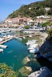 Mały port Maratea Obrazy Stock