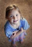 mały portret dziewczyny Obrazy Stock
