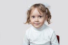 mały portret dziewczyny Fotografia Stock