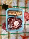 Mały praca lunch zdjęcie royalty free