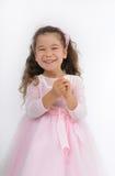 mały princess Zdjęcia Stock