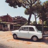mały samochód Zdjęcia Stock