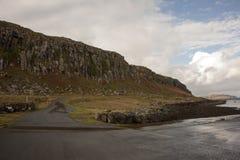 Mały schronienie na wyspie Skye Zdjęcie Stock