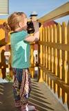 mały szpieg Fotografia Stock