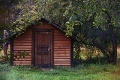 Mały turysty dom Obraz Royalty Free
