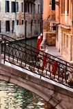 Mały Venice most Obraz Royalty Free