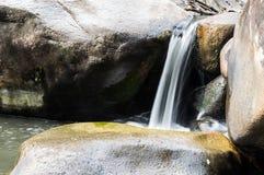 Mały wodny spadek Zdjęcie Stock
