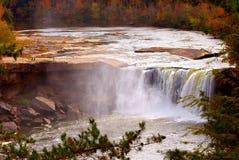 mały wodospad Niagara Zdjęcia Stock