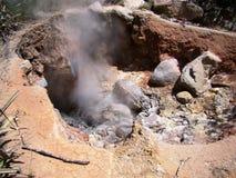 Mały wulkan Zdjęcie Royalty Free