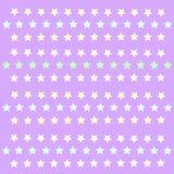 Małych gwiazd patern polkastars Obrazy Royalty Free