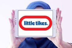 Małych Tikes wytwórcy zabawkarski logo Zdjęcie Royalty Free