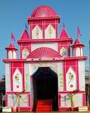Maa杜尔加寺庙 图库摄影