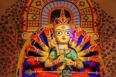 Maa Durga imagem de stock royalty free