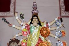 Maa Durga Fotografia Stock Libera da Diritti