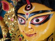 Maa Durga Royaltyfria Foton