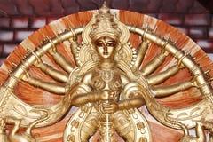Maa Durga. Biggest festival in India. Durga puja. This is at kolkata Stock Image