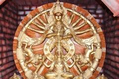 Maa Durga. Biggest festival in India. Durga puja. This is at kolkata Stock Photo