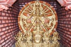 Maa Durga. Biggest festival in India. Durga puja. This is at kolkata Royalty Free Stock Photography