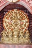 Maa Durga. Biggest festival in India. Durga puja. This is at kolkata Royalty Free Stock Photo