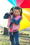mała dziewczyna miły, Obraz Royalty Free