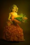 mała księżniczka Zdjęcie Stock