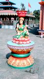 Maa tulsi mother nature monument Stock Photography