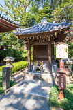Mała świątynia przy Senso-Ji świątynią w Tokio, Japonia Obraz Stock
