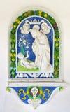Maagdelijk Mary en Kind Royalty-vrije Stock Fotografie