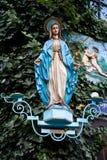 Maagdelijke Mary Stock Fotografie