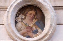Maagdelijke Mary royalty-vrije stock afbeelding