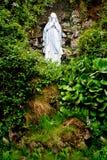 Maagdelijke Mary Statue royalty-vrije stock foto's