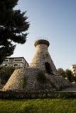 Maagdelijke toren Stock Foto