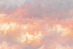 Maak Abstract Patroon met Roze, LightSalmon, Lichtrose en Coral Graphics Color Art Form vloeibaar Digitale Achtergrond met het Vl royalty-vrije illustratie