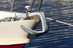 Maak een boot Stock Foto