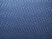 Maak gewatteerde hoeklijnen op koele grijze bewegende deken schoon royalty-vrije stock afbeelding