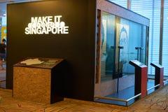 Maak tot het Uw Singapore Royalty-vrije Stock Afbeeldingen