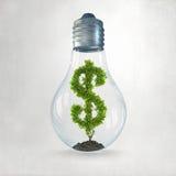 Maak uw investeringen groeien Royalty-vrije Stock Foto's