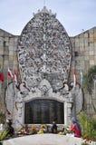 Maalde Nul Monument Bali royalty-vrije stock foto