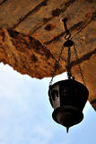 Maaloula Chandelier Detail Royalty Free Stock Photos