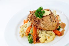 maaltijd Royalty-vrije Stock Fotografie