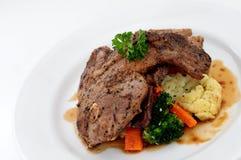 maaltijd Royalty-vrije Stock Foto's