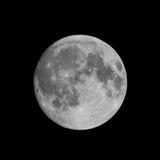 Maan stock afbeelding