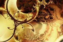 Maan Cyclus Royalty-vrije Stock Foto