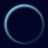 Maan eclips vector illustratie