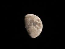 Maan met Copernicus-krater Royalty-vrije Stock Afbeeldingen