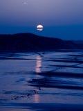Maanlicht Royalty-vrije Stock Afbeeldingen